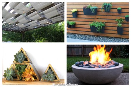 Patio Decor Ideas To Create A Relaxing Atmosphere, On Remodelaholic